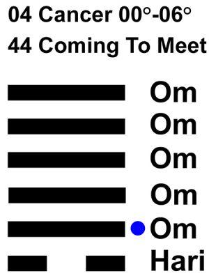IC-chant 04CN 01 Hx-44 Coming To Meet-L2