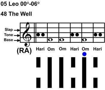 IC-chant 05LE 01 Hx-48 The Well-scl-L5