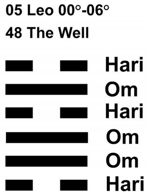 IC-chant 05LE 01 Hx-48 The Well
