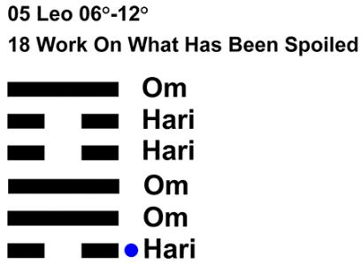 IC-chant 05LE 02 Hx-18 Work On What\'s Spoiled-L1