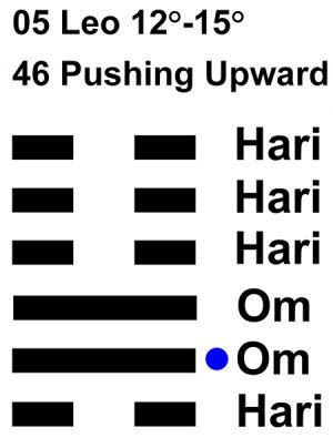 IC-chant 05LE 03 Hx-46 Pushing Upward-L2
