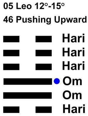 IC-chant 05LE 03 Hx-46 Pushing Upward-L3