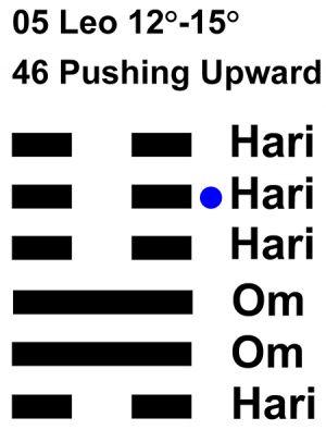 IC-chant 05LE 03 Hx-46 Pushing Upward-L5