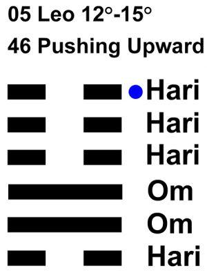 IC-chant 05LE 03 Hx-46 Pushing Upward-L6