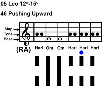 IC-chant 05LE 03 Hx-46 Pushing Upward-scl-L5