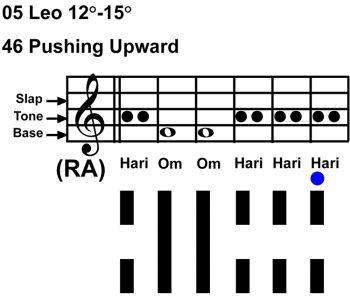 IC-chant 05LE 03 Hx-46 Pushing Upward-scl-L6