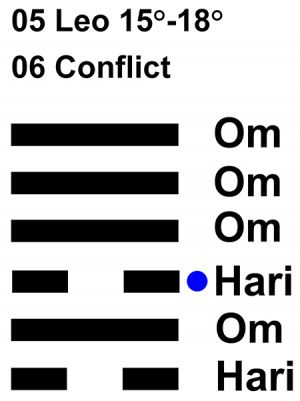 IC-chant 05LE 04 Hx-6 Conflict-L3