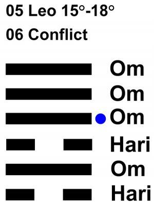 IC-chant 05LE 04 Hx-6 Conflict-L4