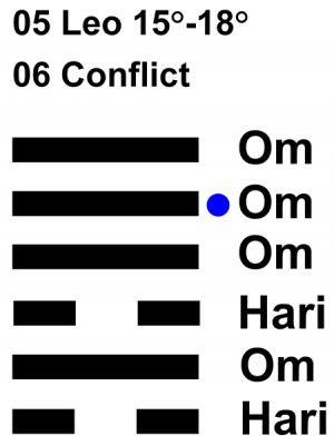 IC-chant 05LE 04 Hx-6 Conflict-L5