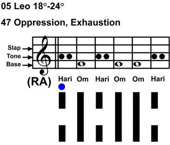 IC-chant 05LE 05 Hx-47 Oppression-scl-L1