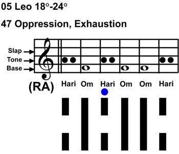 IC-chant 05LE 05 Hx-47 Oppression-scl-L3