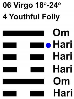 IC-chant 06VI 04 Hx-4 Youthful Folly-L5