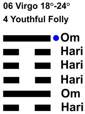 IC-chant 06VI 04 Hx-4 Youthful Folly-L6
