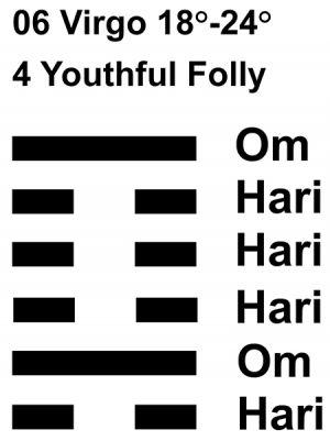 IC-chant 06VI 04 Hx-4 Youthful Folly