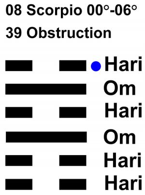 IC-chant 08SC 01 Hx-39 Obstruction-L6