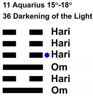 IC-chant 11AQ-04-Hx36 Darkening Of Light-L4