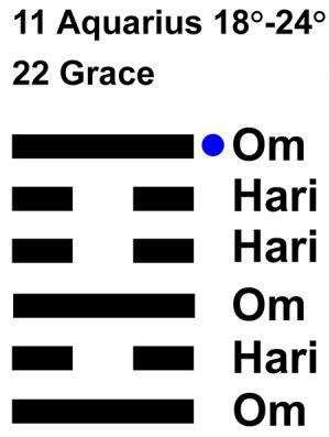 IC-chant 11AQ-05-Hx22 Grace-L6