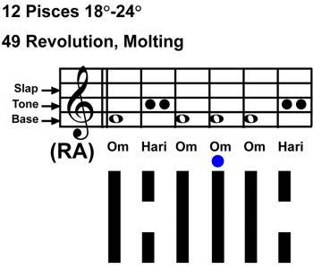IC-chant 12PI-04-Hx49 Revolution, Molting-scl-L4