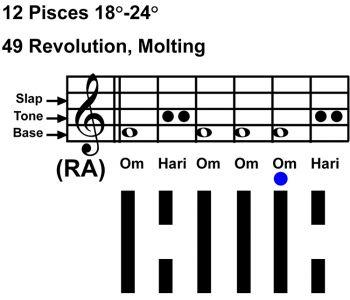 IC-chant 12PI-04-Hx49 Revolution, Molting-scl-L5